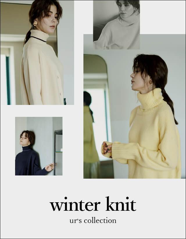 winter knit