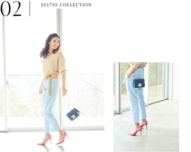 大日方久美子(おびなたくみこ)スタイリング / 2017SS コレクション vol.03_02A
